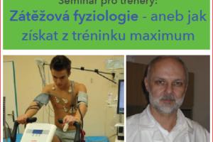 Seminář zátěžová fyziologie